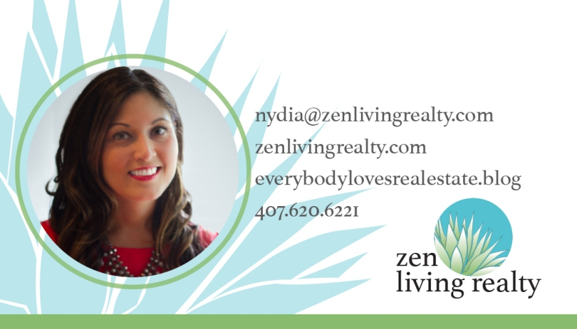 Zen Realty B.Card. Final Back Photo Print