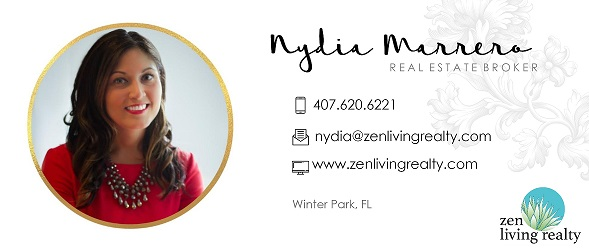 Updated Email Signature- Zen Living Realty